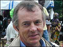 Jean Helene, killed in Ivory Coast