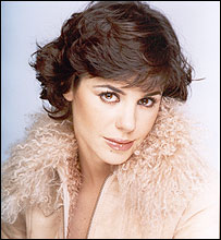 Patricia Llaca (foto gentileza televisión Azteca)