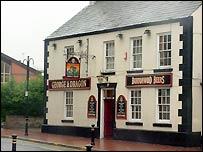 George and Dragon pub, Flint