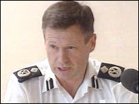 Deputy Chief Constable Bill Brereton