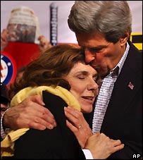 Teresa Heinz Kerry has made headlines for her habit to speak her mind