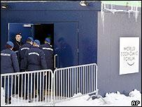 Organización en Davos