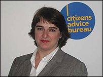 Teresa Perchard, Citizens Advice