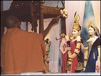 Hindu priest in US