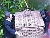 Oscars gift basket