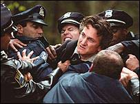 Sean Penn in Mystic River