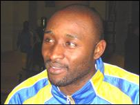 DR Congo forward Lomana Lua Lua