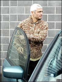 Fabrizio Ravanelli after being sacked by Dundee