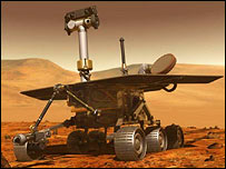 Rover, Nasa