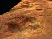 Mars, Esa