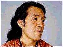 escritor y poeta indígena guatemalteco, Humberto Ak´abal