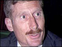 Charles Duelfer in Baghdad in 1996