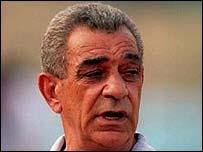 Egypt's Mahmoud El-Gohary