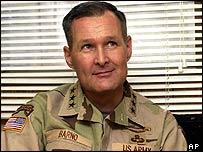Lieutenant-General David Barno