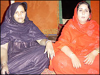 Mauritanian women