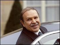 President Bouteflika