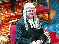 The Lord Chancellor, Lord Falconer