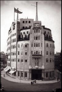 Foto de archivo de Broadcasting House, una de las sedes de la BBC