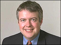 Rural Affairs Minister Carwyn Jones
