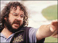 The Lord of the Rings director Peter Jackson