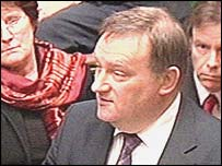 Nick Brown MP in the Commons