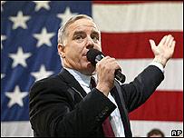 Howard Dean, precandidato demócrata.