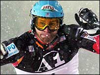 Kostelic has been dogged by knee problems during his career