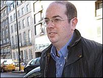 Andrew Gilligan, periodista de la BBC