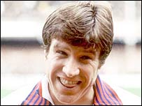 Former England and Liverpool captain Emlyn Hughes