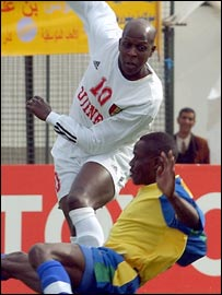 Titi Camara opened the scoring for Guinea