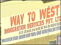 Immigration agency in Punjab