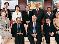 The BBC governors