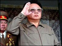 President Kim Jong Il