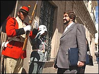 Canciller de Bolivia, Juan Ignacio Siles