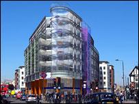 Plans for Camden Town Tube station