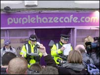 The Purple Haze Cafe
