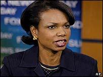 Condoleezza Rice, Bush's national security adviser