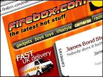 Firebox.com website
