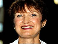 Culture Secretary Tessa Jowell