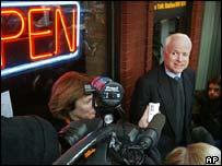 US Senator John McCain