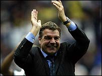 Bolton boss Sam Allardyce