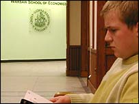 Warsaw School of Economics student