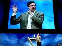 Microsoft chairman, Bill Gates (AP)