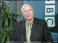 Greg Dyke, ex director general de la BBC