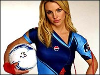 Britney in Pepsi