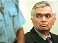 File photo of Momcilo Krajisnik