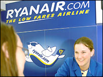 Ryanair has thrived by cutting costs and quick turnarounds