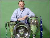 Leicester legend Dean Richards