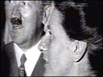 Winifred Williams and Hitler