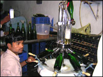 Indian winemakers are increasing their production